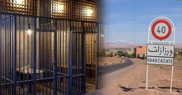 """عدد المصابين ب""""كورونا"""" في سجن ورزازات يرتفع إلى 270 وهذا ما كشفته مندوبية """"التامك"""" بخصوص سجون وجدة، تطوان وسلا"""