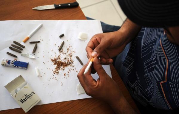 العثور على 83 كبسولة مخدرات في بطن مغربي بتونس!