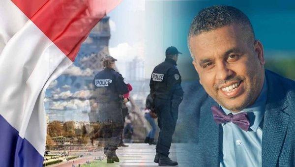 """القضاء الفرنسي يصدر حكما بالسجن والعلاج النفسي في حق الكوميدي المغربي """"عبد الفتاح جوادي"""""""