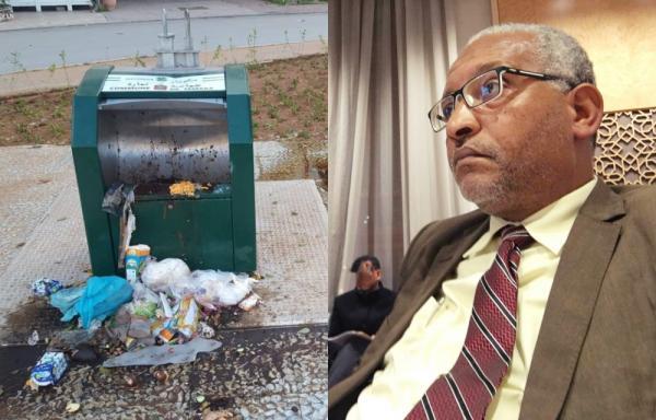 """برلماني ونائب رئيس جماعة تمارة يصف مواطنين بـ""""بوزبال"""" ونشطاء يطالبونه  بالاعتذار (صور)"""