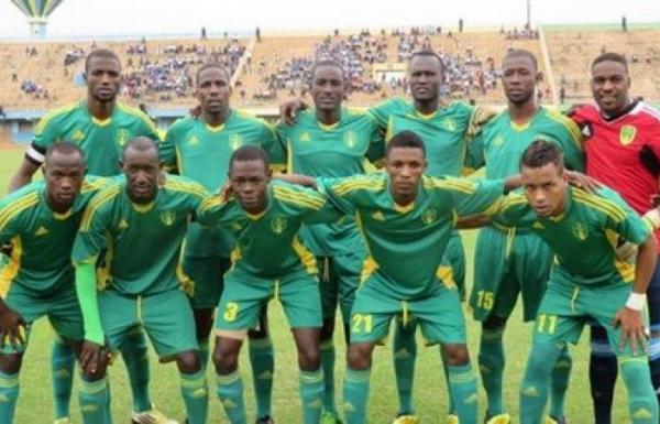 موريتانيا تفوز على إفريقيا الوسطى وتتقاسم صدارة المجموعة مع الأسود