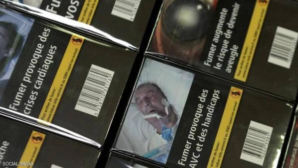 """يرفع دعوى قضائية ضد شركة بسبب """"ساقه المبتورة"""" على علب السجائر"""