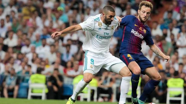 كلاسيكو ناري بين الريال وبرشلونة لحجز مكان في نهائي كأس إسبانيا