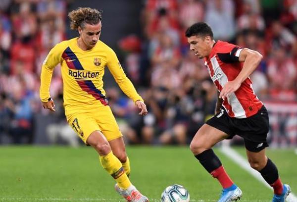 في غياب ميسي..برشلونة يدشن موسمه بالخسارة على أرض بيلباو (فيديو)