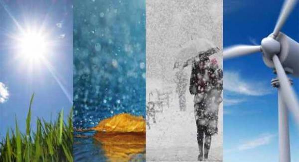 الأرصاد الجوية تتوقع استمرار التساقطات المطرية في هذه المناطق وحرارة مرتفعة بالداخل