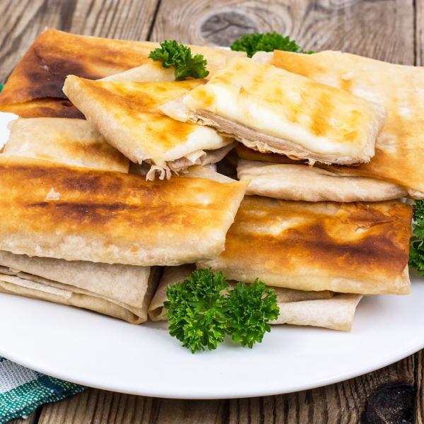وصفة خبز الصاج اللذيذ