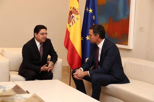 خوفا من رد مغربي عنيف...رئيس الحكومة الإسبانية يرفض خطة لوزيرة الدفاع تهدف استفزاز المملكة بسبتة ومليلية المحتلتين