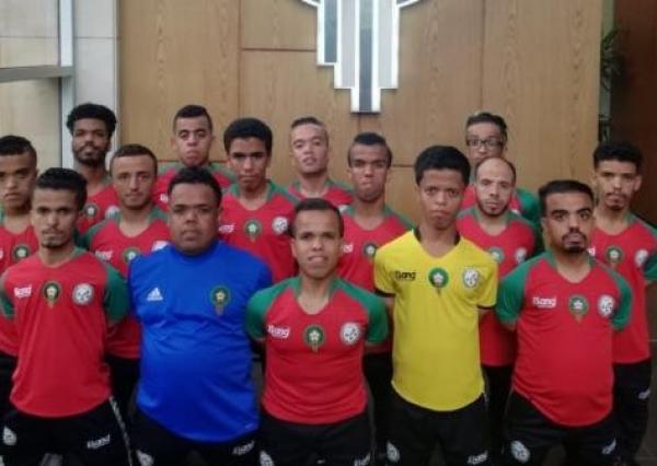 المنتخب المغربي لقصار القامة يواجه نظيره المصري في مباراتين وديتين