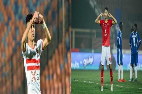 بن شرقي وبانون يقودان الزمالك والأهلي للفوز في الدوري المصري(فيديو)