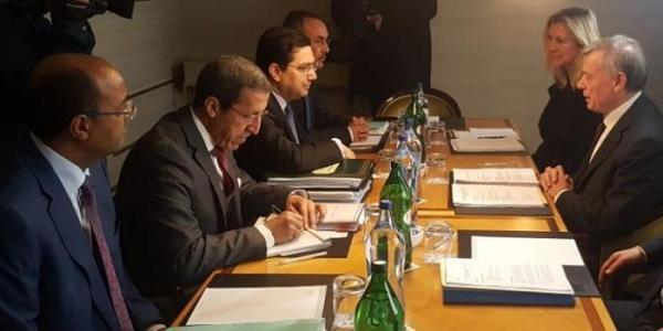 المائدة المستديرة بجنيف حول الصحراء : المغرب مقتنع بعدالة قضيته، وواثق في المسلسل الأممي