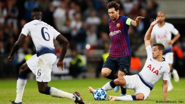 برشلونة يكشف قائمة لاعبيه لدوري أبطال أوروبا
