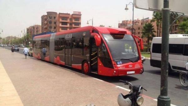 """بعد فشل """"ستاريو"""": حافلات جديدة تجوب شوارع الرباط سلا و النواحي لحل """"أزمة النقل"""""""
