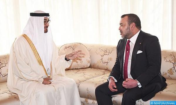 الإمارات أول دولة خليجية وعربية تفتح قنصليتها العامة بالعيون (بلاغ للديوان الملكي)