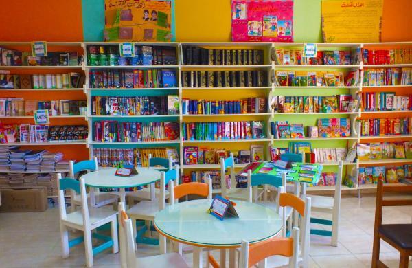مؤسف :  63% من مدارس المغرب لا تتوفر على مكتبات