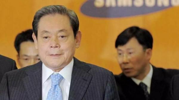 وفاة رئيس شركة (سامسونغ) عن سن يناهز 78 عاما