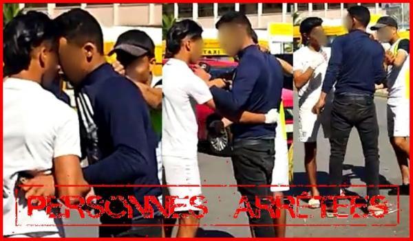 في وقت قياسي...فيديو يوثق عملية سرقة بالعنف يطيح بـ 3 أشخاص بالدار البيضاء
