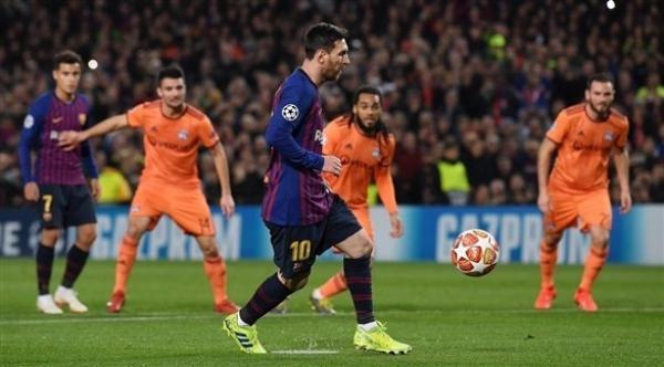 بالفيديو: برشلونة الى ربع نهائي أبطال أوروبا للمرة 12 على التوالي