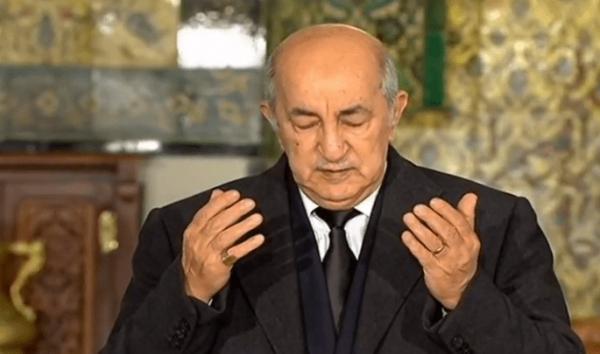 الرئاسة الجزائرية تعلن دخول تبون إلى المستشفى