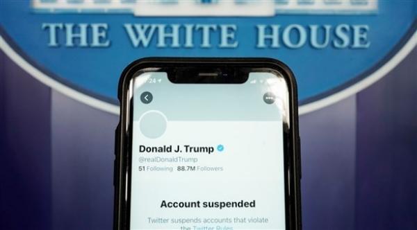 فيس بوك لا تخطط لرفع الحظر عن ترامب