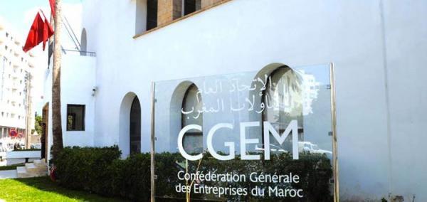 """الاتحاد العام لمقاولات المغرب يتدارس سبل تجاوز أزمة """"كورونا"""""""