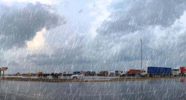 مقاييس التساقطات المطرية في آخر 24 ساعة.. تطوان في المقدمة ب 51 ملم
