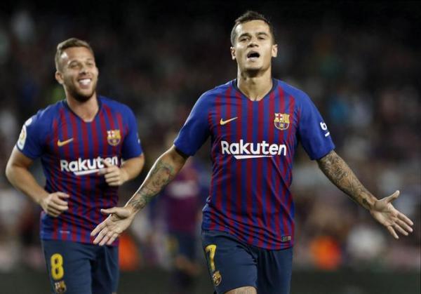 نجم برشلونة يغيب عن الملاعب لـ10 أيام بداعي الإصابة