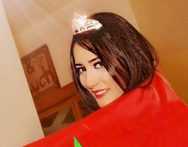 """المغربية شروق الشلواطي لـ""""أخبـارنا"""": هذا هو هدفي بعد  الفوز بلقب ملكة جمال الكون (الفيديو)"""