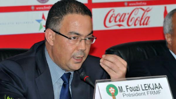 انتخاب فوزي لقجع عضوا باللجنة التنفيذية للاتحاد العربي لكرة القدم