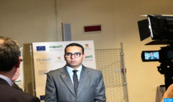 تعيين شاب مغربي في منصب دولي رفيع