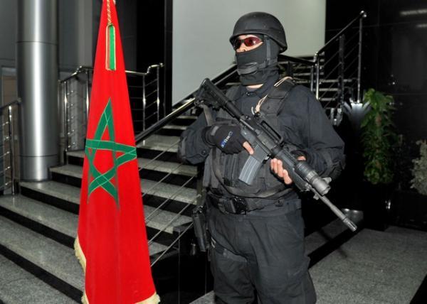 """""""البسيج"""" يجنب المغرب عملية انتحارية بعد اعتقال أربعيني بمكناس"""