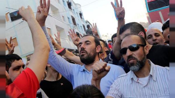 ائتلاف مغربي يتبنى مسيرة المطالبة بإطلاق سراح معتقلي الريف ويدعو إلى المشاركة المكثفة فيها