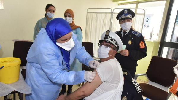 المغرب في طليعة قائمة دول العالم الأكثر تلقيحا لمواطنيها ضد فيروس كورونا (وثيقة )