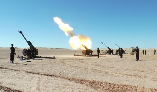 """الجيش المغربي يستنفر قواته بالصحراء بسبب حماقة """"البوليساريو"""" واللجوء إلى القوة يبقى واردا"""