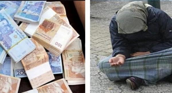 النيابة العامة تُصدر قرارها في قضية أغنى متسولة بأكادير