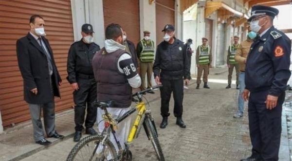 مراكش: 10 آلاف شخص توبعوا لخرقهم حالة الطوارئ الصحية 98 ٪ منهم في حالة سراح