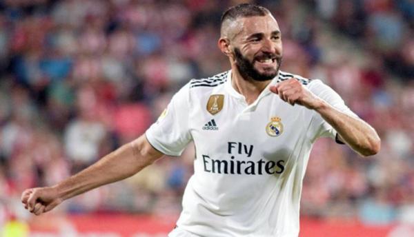مهاجم ريال مدريد بنزيما يعود رسميا لصفوف المنتخب الفرنسي