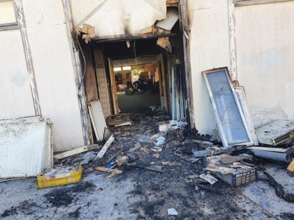 """حريق بمسجد بلدة برون.. المجلس الفرنسي للديانة الإسلامية يدين هذا العمل """"الإجرامي"""""""