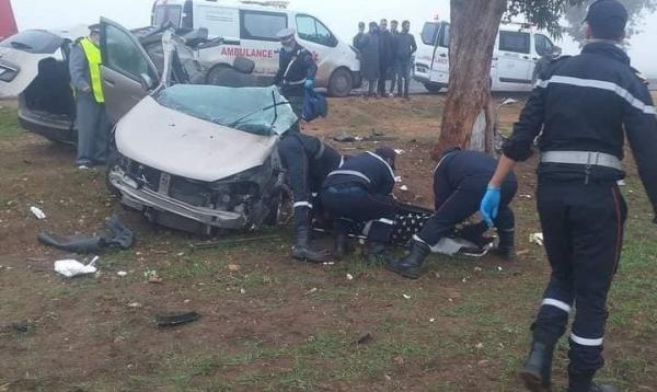 29 قتيلا و 2128 جريحا حصيلة حوادث السير بالمناطق الحضرية خلال الأسبوع الماضي