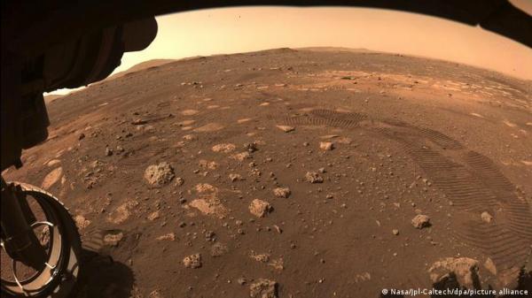 ناسا تكشف عن أول تسجيل صوتي لمروحيتها على المريخ