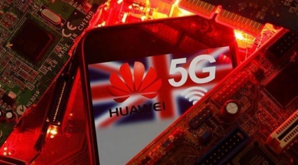 تقارير تكشف عزم بريطانيا تقليص حجم مشاركة شركة هواوي في شبكات الجيل الخامس