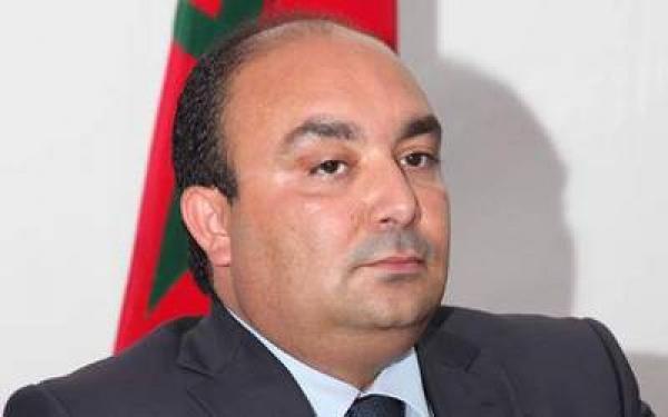 منصف بلخياط وزير الشباب والرياضة السابق