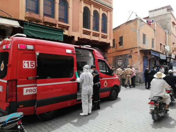 """جهة الدار البيضاء تتصدر لائحة الحصيلة الصباحية للإصابات الجديدة بفيروس """"كورونا"""" وهذا توزيع الحالات حسب باقي جهات المملكة"""
