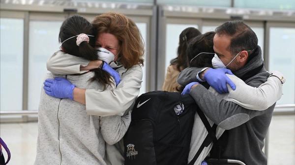 حالات الوفيات بإسبانيا تتجاوز عتبة 4000 حالة وتسجيل 56 ألف و 188 حالة إصابة مؤكدة بكورونا