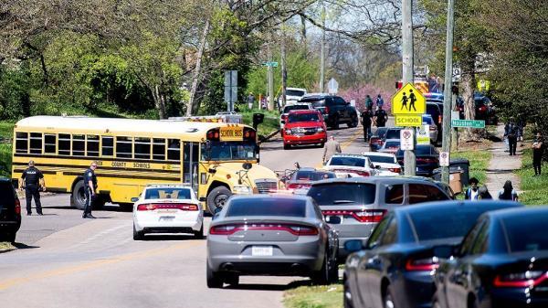 ثلاثة جرحى برصاص تلميذة بالصف السادس ابتدائي في مدرسة بالولايات المتحدة