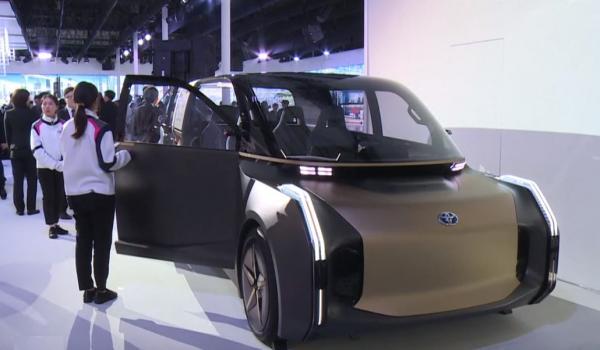 نماذج فريدة من نوعها للسيارات في معرض طوكيو 2019!!