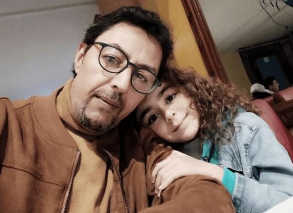 """الممثل المغربي """"سعيد باي"""" يلجأ إلى القضاء بسبب ابنته!"""