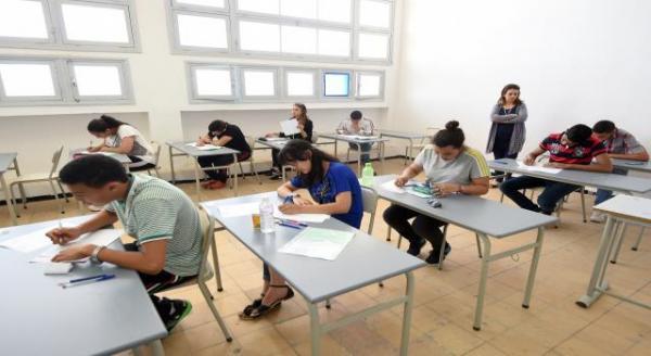 انطلاق اختبارات الدورة العادية من الباكلوريا وعدد المترشحين في ارتفاع