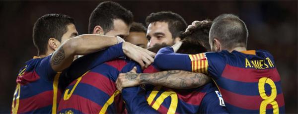 برشلونة يتدرب في غياب 11 لاعباً