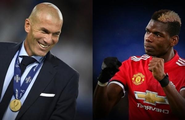 """""""بوغبا"""" لن يوقع لريال مدريد وهذا هو البديل الذي يريده زيدان"""