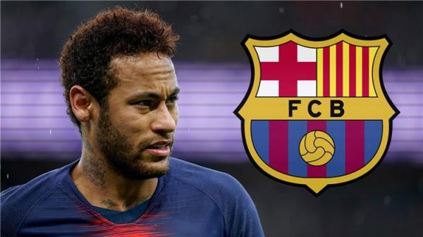 """برشلونة متخوف من اضطرار """"نيمار"""" للرحيل إلى فريق آخر بسبب """"الخليفي"""""""